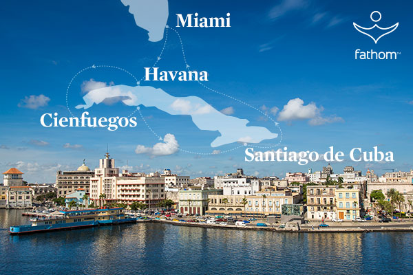 Immerse Yourself In Cuba