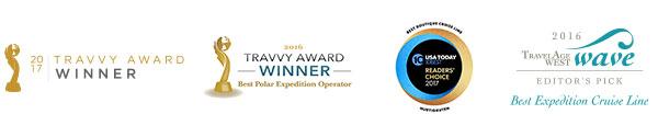 Hurtigruten Travel Awards
