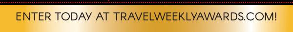 Enter Today at TravelWeeklyAwards.com!