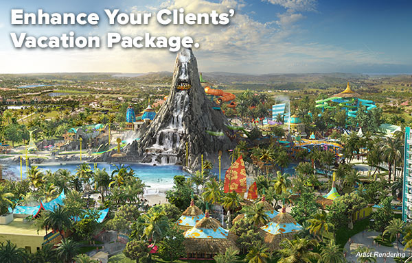 Enhance Your Clients' Vacation Package.